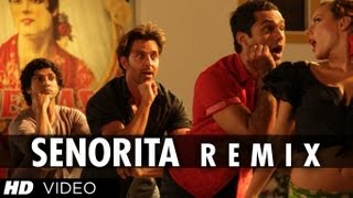 senorita remix full video song zindagi na milegi dobara