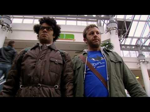 Download The IT Crowd - Series 4 - Episode 5 - Moss and Roy's Shopliftin' Spree