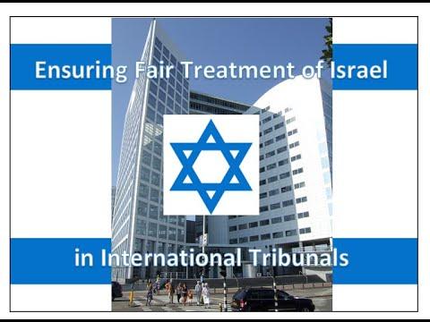 Ensuring Fair Treatment Of Israel In International Tribunals With HE Daniel Taub