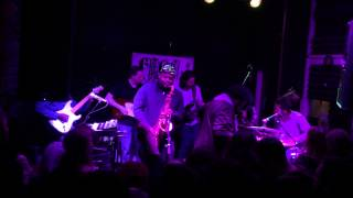 """Butcher Brown, """"Country Boys"""", The Camel, RVA, 3/27/15"""