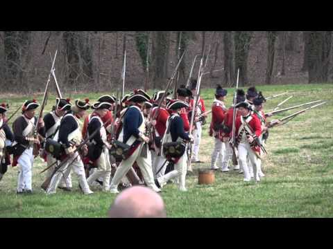 The Battle of Guilford Courthouse   2016 Reenactment