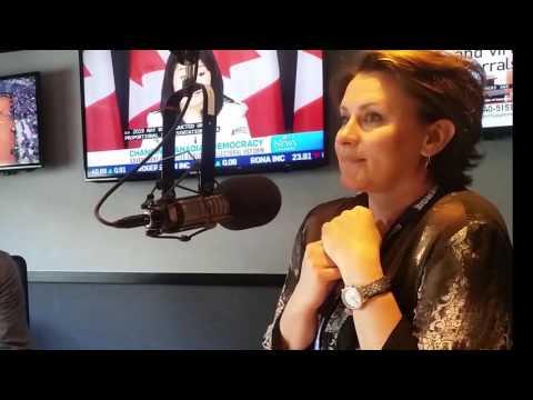 UN PAS POUR LA VIE - Vidéo de l'interview du 11 mai 2016 - CJAD - Barry Morgan