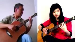 Đêm Buồn Tỉnh Lẻ - Guitar Duet