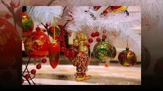 Новорічна ялинка...Парад іграшок...''Марш'' з балету ''Лускунчик'' П І Чайковський