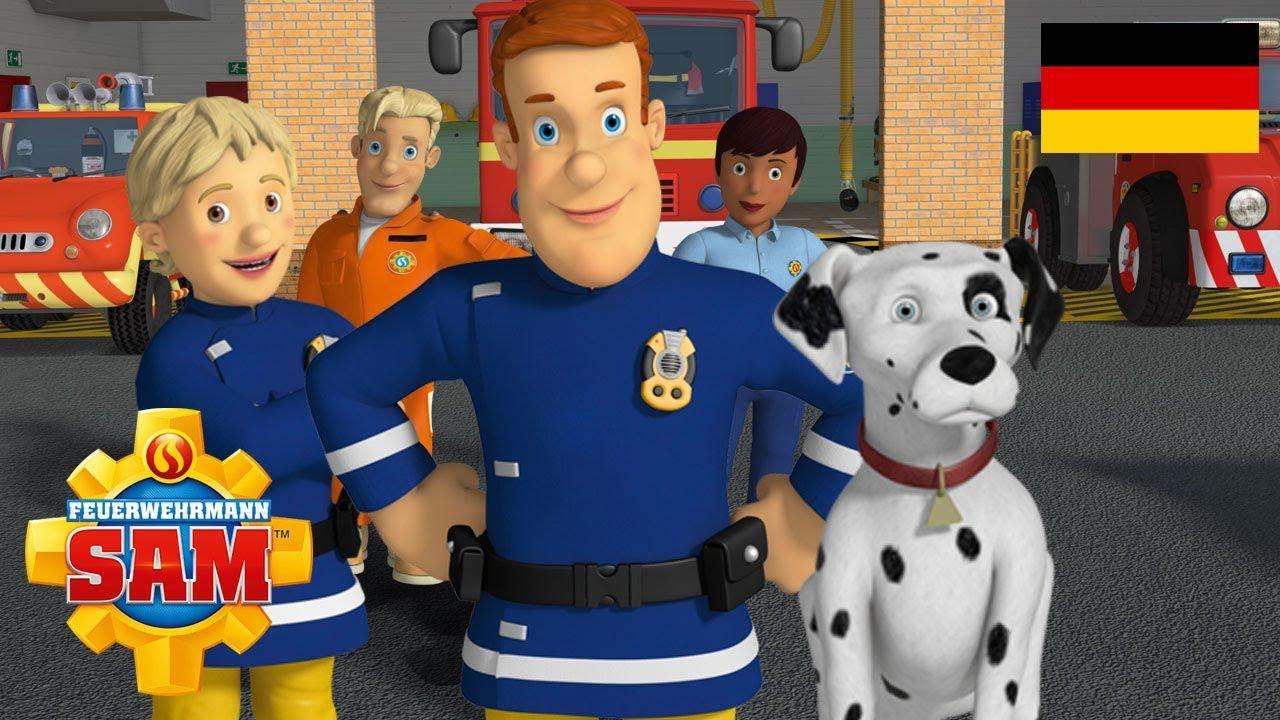 Feuerwehrmann Sam Kino 2021