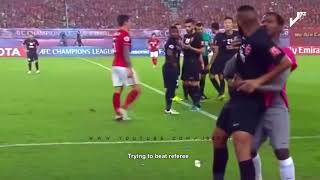 Top 15 Most Shocking Reactions To Red Card in Football youtubemp4 to