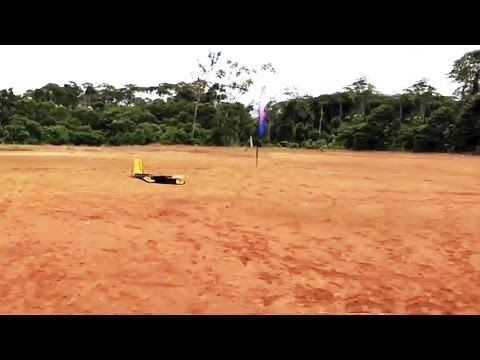 Fixed wing landing in Ecuador, Aerospace Systems research