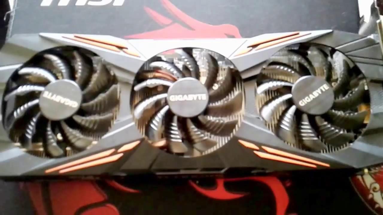 GTX 1070 fan fix solved