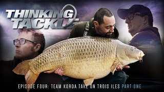 Thinking Tackle Online Episode 4 - Danny Fairbrass and Team Korda | Korda Carp Fishing 2018