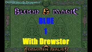 Lets Play Blood and Magic Howl of Vengeance Blue 1