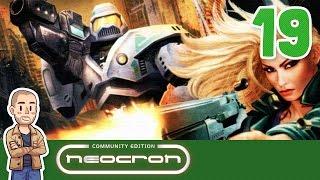 Neocron Gameplay Part 19 - NEXT Epic Quest 4.1 - Let