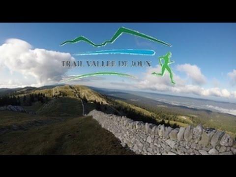 Trail de la Vallée de Joux 2016  (50km)