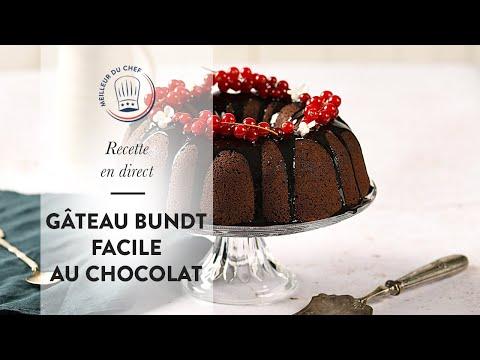 recette-en-direct-:-le-gâteau-bundt-au-chocolat-facile-!