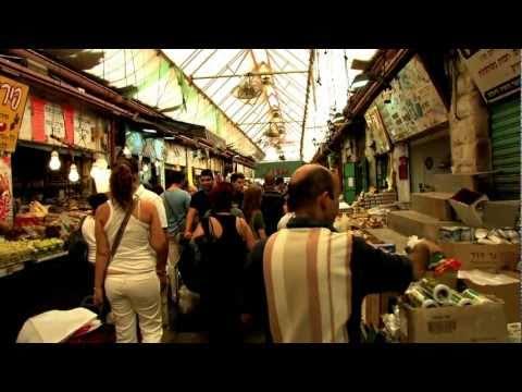 Jeruzalem - Jeroesjalajim - ירושלים  (HD)