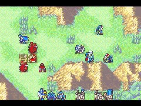 Truco de la Mina - Fire Emblem 7