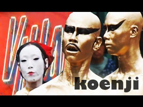 100 Yen Shops, Gold-Painted Men and Funky Fun at Koenji-Tokyo Travel
