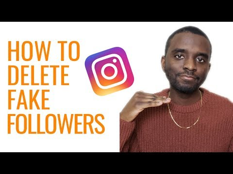 How to Delete Fake Followers on Instagram