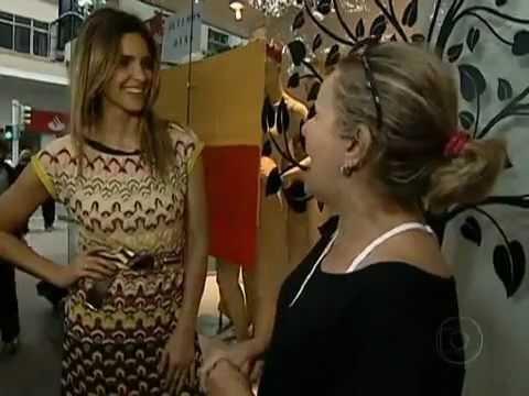 Fernanda Lima - Repórter do Fantástico