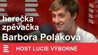 Bára Poláková: Kvůli natáčení filmu Krajina ve stínu jsem přišla o vlasy