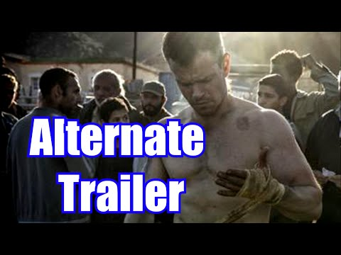 Jason Bourne 5 Alternate Trailer in Fallout 4 Video Game