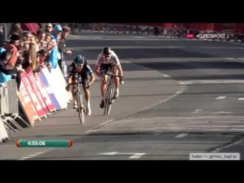 Record Bank E3 Harelbeke 2016 - Finish