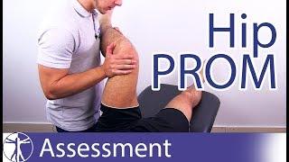 Passive Range of Motion (Hip Joint)