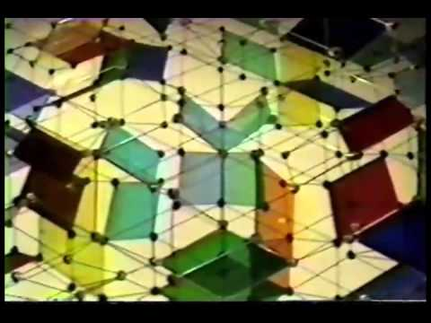Quasicrystal Architecture footage 1986 -1994