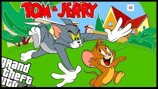 Tom & Jerry in Gta 5 !