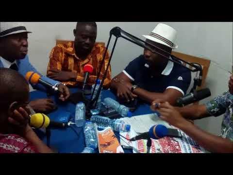 Emission Taxi Presse du 16 Mars 2018 Radio Taxi Fm Togo