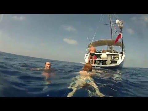 Mediterranean under sail. Limassol Finike Kemer Limassol. May 2016