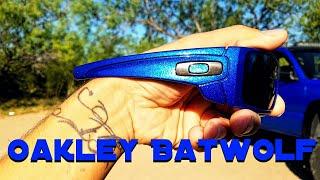 Custom Oakley Batwolf