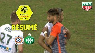 Montpellier Hérault SC - AS Saint-Etienne ( 0-0 ) - Résumé - (MHSC - ASSE) / 2018-19