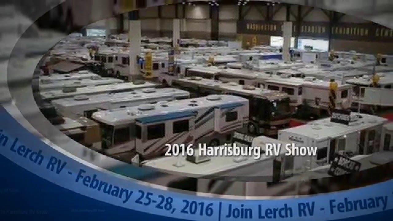 2016 Harrisburg Rv And Camping Show Pennsylvania Farm Show