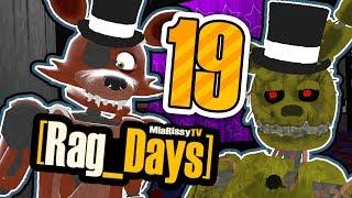 Rag_Days #19 - Страшный суд: все сЦут! - часть 2 - Заяц Шрёдингера! (gmod rag_days)