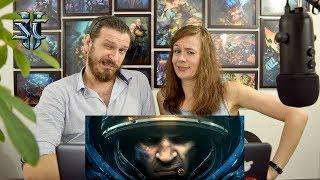 StarCraft 2: Wings of Liberty | Первый трейлер | Реакция