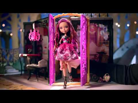 Bup be nu hoang Ever After High