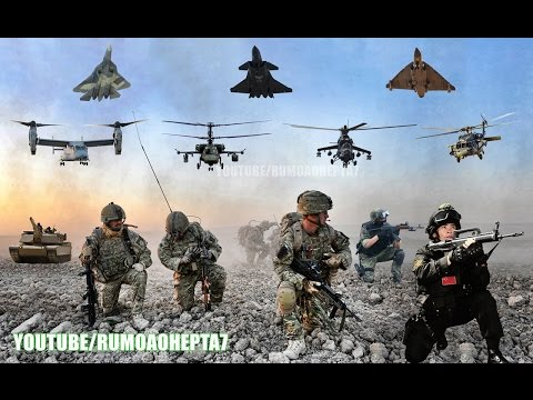 Top 5 Most Powerful Countries in the World 2017 - 5 as Maiores Potências militares do mundo 2017