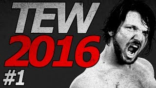 TEW 2016 - NEW FEATURES #1 - Total Extreme Wrestling 2016