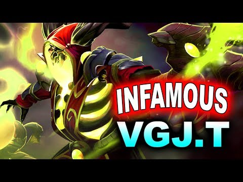 INFAMOUS vs VGJ.T - SEMI-FINAL - GESC INDONESIA MINOR DOTA 2
