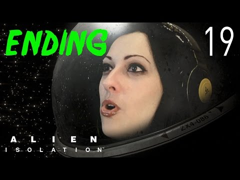ALIEN Isolation Ending - RIPLEY, SIGNING OFF
