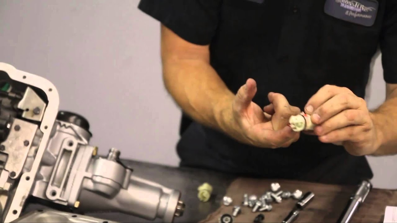 hight resolution of how to install a 700r4 monster transmission internal lockup kit