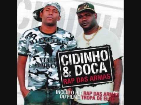 cidinho & doca - rap das armas mastiksoul remix