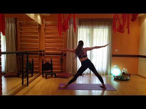 Athens Voice - Yoga Flow Session #3