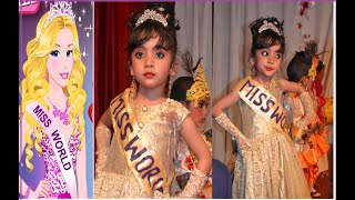 Kids Fancy dress ideas || ramp walk,Dialogue Fancy dress