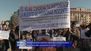 Spanish Ahmadi Muslims featured on television and in newspapers