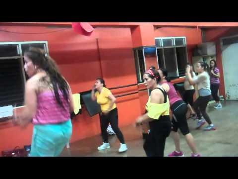 ZUMBA FIT Class (AJF Dance Studio) – Lilian Simeon