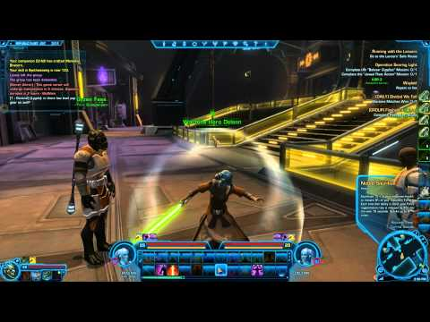 SWTOR BETA | Interface, Mounts, Jedi Sage & Republic Fleet (General Stuff) | SWTOREXTREME