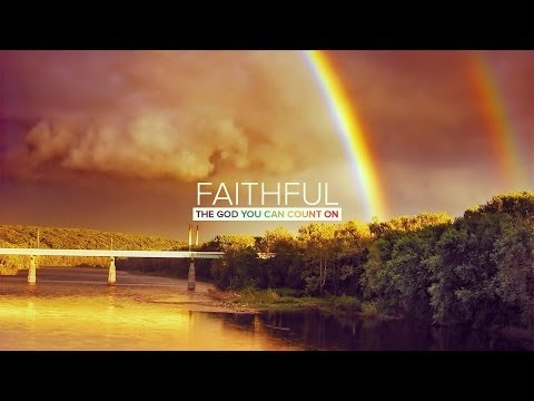 Attributes of God - Faithful: The God You Can Count On - Ricky Sarthou