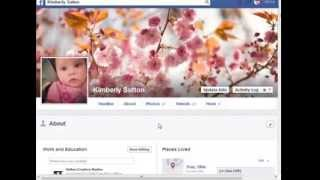 Facebook: How to Link Personal Profile to Business Page