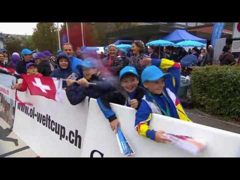 World Cup 2016 - Switzerland Sprint Relay